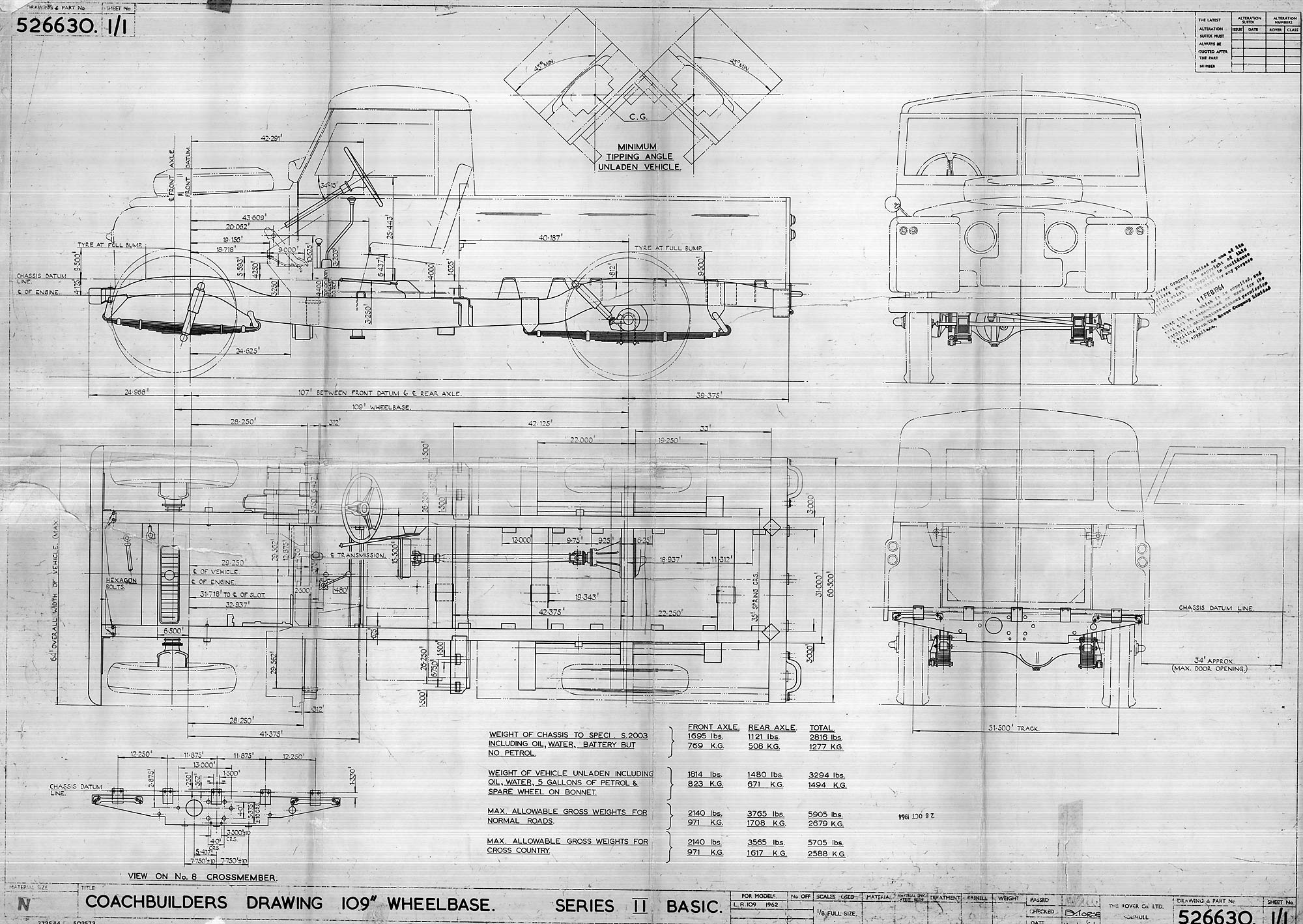 Land Rover Series 1 Chassis Diagram Great Installation Of Wiring Axle Drawings Forum Lr4x4 The Rh Forums Com 4wd